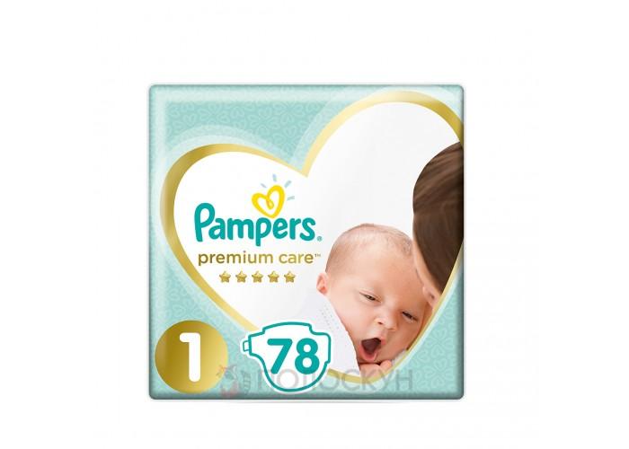 Підгузки N1 Premium Newborn Pampers