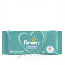 Вологі серветки для дітей Pampers