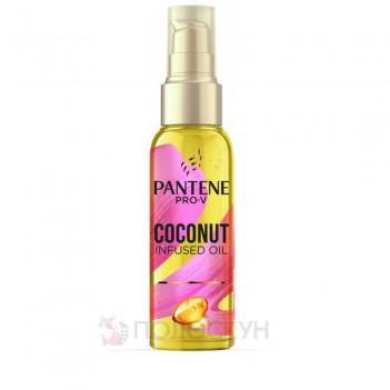 Олійка-спрей для волосся з екстрактом кокосу Pantene