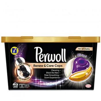 Гелеві капсули для прання темних речей Perwoll
