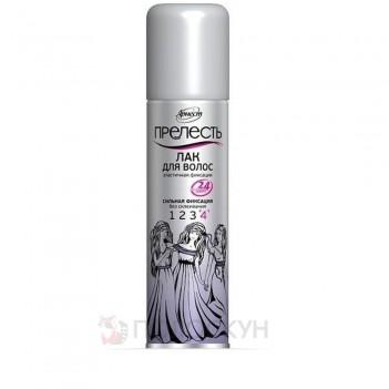 Лак для волосся Сильна фіксація Прелесть