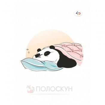 Блокнот panda is sleeping В6 ТМ Profiplan