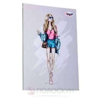 Блокнот Fashion hromenade A5 ТМ Profiplan
