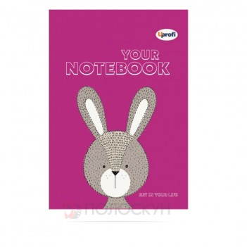 Блокнот Artbook lilac В6 ТМ Profiplan
