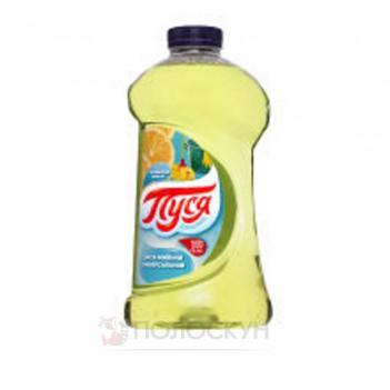 Засіб для миття підлоги Лимон Пуся