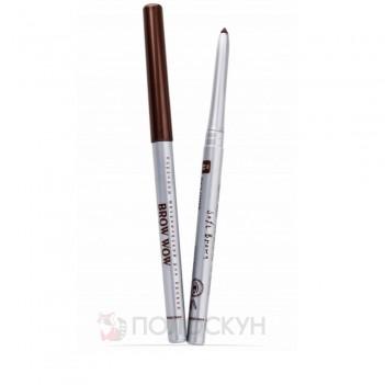 Олівець для брів Механічний №04 Soft Brown Relouis