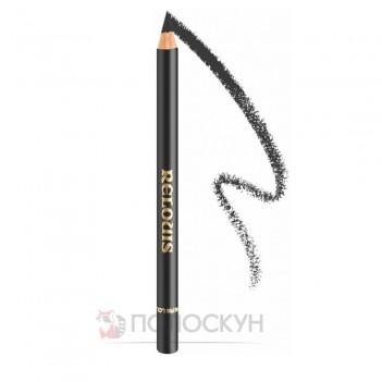 Контурний олівець для очей №01 Чорний Relouis