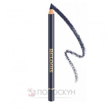 Контурний олівець для очей №04 Темно-синій Relouis