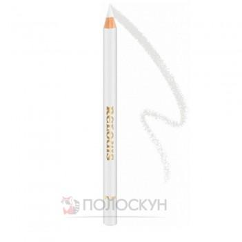 Контурний олівець для очей №07 Білий Relouis