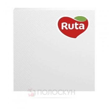 Серветки до столу Білі Ruta