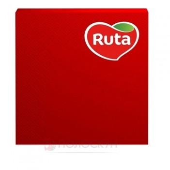 Серветки до столу Червоні Ruta