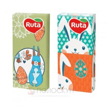 Паперові серветки до столу з кроликом Ruta