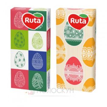 Паперові серветки до столу пасхальні Ruta