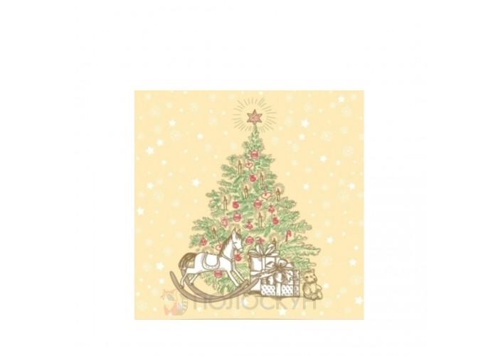 Столові серветки Різдвяна мрія Ruta