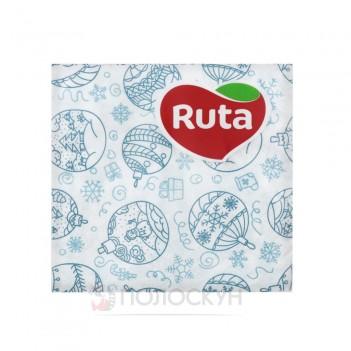Столові серветки Новорічна мозаїка Ruta