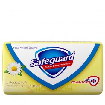 Мило туалетне тверде Ромашка Safeguard