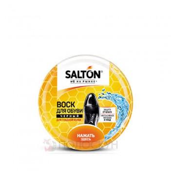 Віск для взуття з норковим маслом Salton