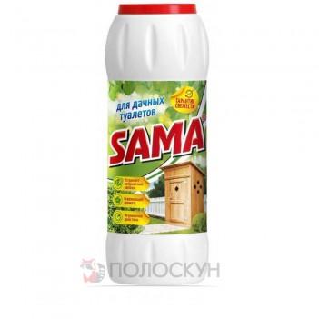 Засіб для дачних туалетів Sama