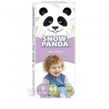 Підгузки 5 Junior 11-25 кг Сніжна панда