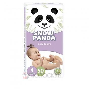 Підгузки 4 Maxi 7-18 кг Сніжна панда