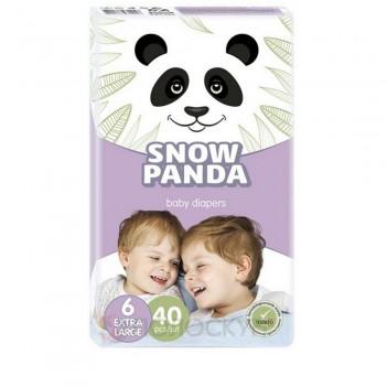 Підгузки дитячі ExtraLarge 16+ Сніжна панда