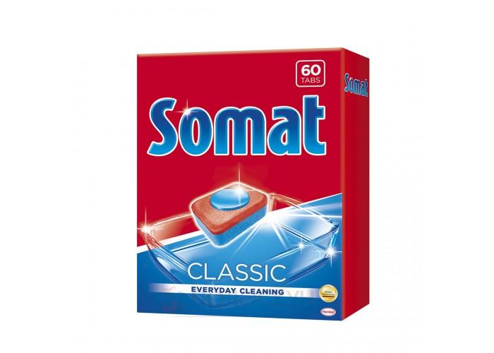 Таблетки для посудомийних машин Somat