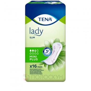 Урологічні прокладки Lady Slim Mini Tena