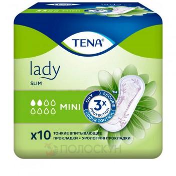 Прокладки урологічні жіночі Tena