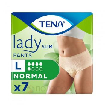 Урологічні підгузки-трусики L Lady Slim Pants Normal Large Tena