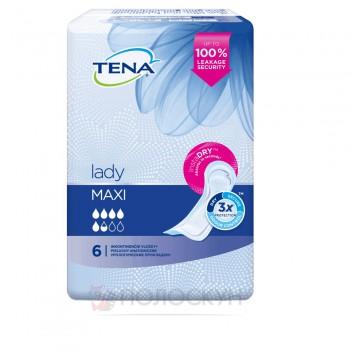 Урологічні прокладки Lady Maxi Dry Tena