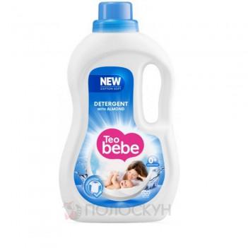 Рідина для прання дитячих речей Мигдаль Teo Bebe