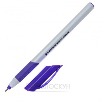 Ручка гелева White Shark HG-811 0.6 мм Тетрада