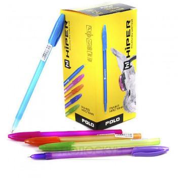 Ручка масляна Polo HO-1158 Тетрада
