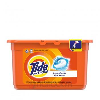 Капсули для прання Альпійська свіжість Tide