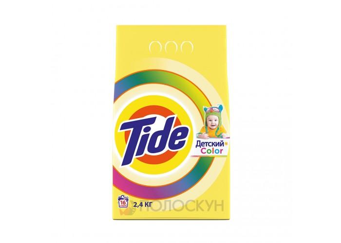 Порошок для дитячих речей Tide