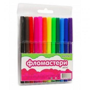 Фломастери кольорові KN-52715 TIKI
