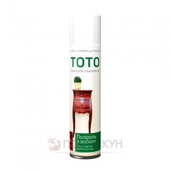 Поліроль для меблів Віск Toto
