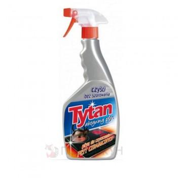 Рідина для чистки керамічних плит Tytan