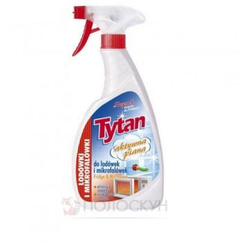 Рідина-спрей для миття холодильника та мікрохвильовок Tytan