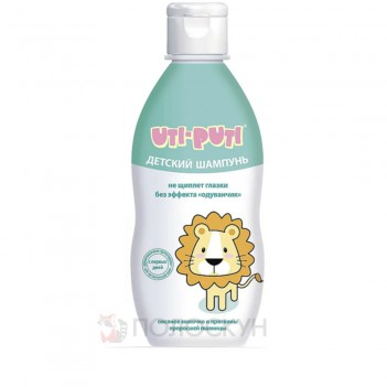 Шампунь для дітей Вівсяне молоко Уті-Путі