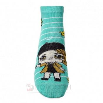 Дитячі шкарпетки лялька в береті 16-18р V&T