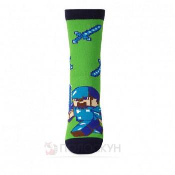 Дитячі шкарпетки Майнкрафт 20-22р V&T
