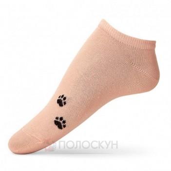 Жіночі шкарпетки з лапками 23-25р V&T