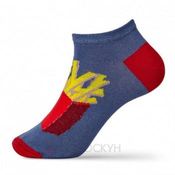 Чоловічі шкарпетки Картопля фрі 27-29р V&T