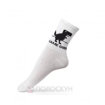 Жіночі шкарпетки Game over 23-25р V&T