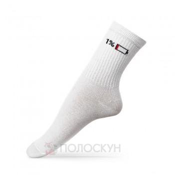Жіночі шкарпетки з батареєю 23-25р V&T