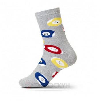 Чоловічі шкарпетки з більярдом 27-29р V&T
