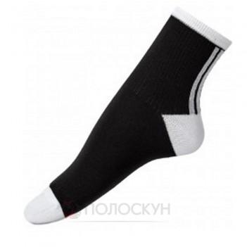 Шкарпетки жіночі 23-25р Полоска ззаду V&T