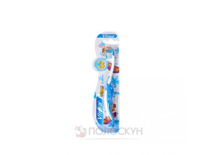 Дитяча зубна щітка Дельфін Vinsa