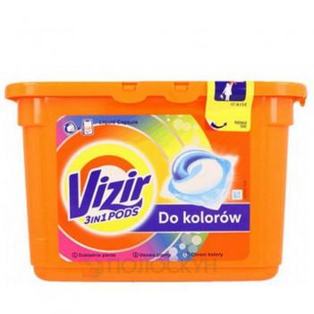 Гелеві капсули для прання Vizir
